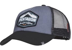 Кепка Pentagon ERA Born for Action Wolf grey