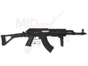Привод Cyma АК-47М складн.приклад, такт.цевье, металл (CM039U)