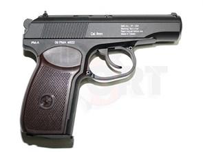 Пистолет газовый Gletcher PM-A металл, CO2