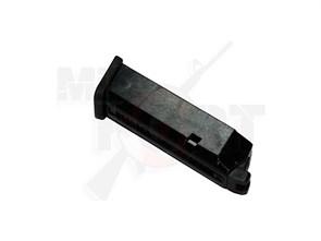 Магазин пистолетный WE Glock 19/23 грин-газ