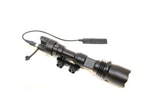 Фонарь тактический M961 500 люмен Element c выносной кнопкой /EX109