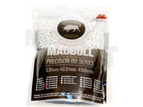 Шары MadBull 0.23 Precision белые 4000шт